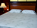 Bamboo fabric bed linen three sets